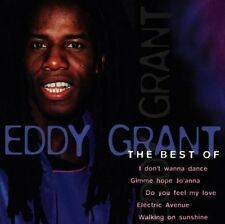 Eddy Grant Best of (16 tracks, 1979-89/96, Disky) [CD]
