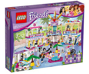 Details about LEGO Friends Heartlake Shopping Mall (41058)