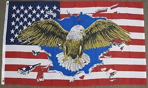 USA-EAGLE-FLAG-3X5-FEET-UNITED-STATES-OF-AMERICA-3-039-X5-039-FREEDOM-NEW-F908