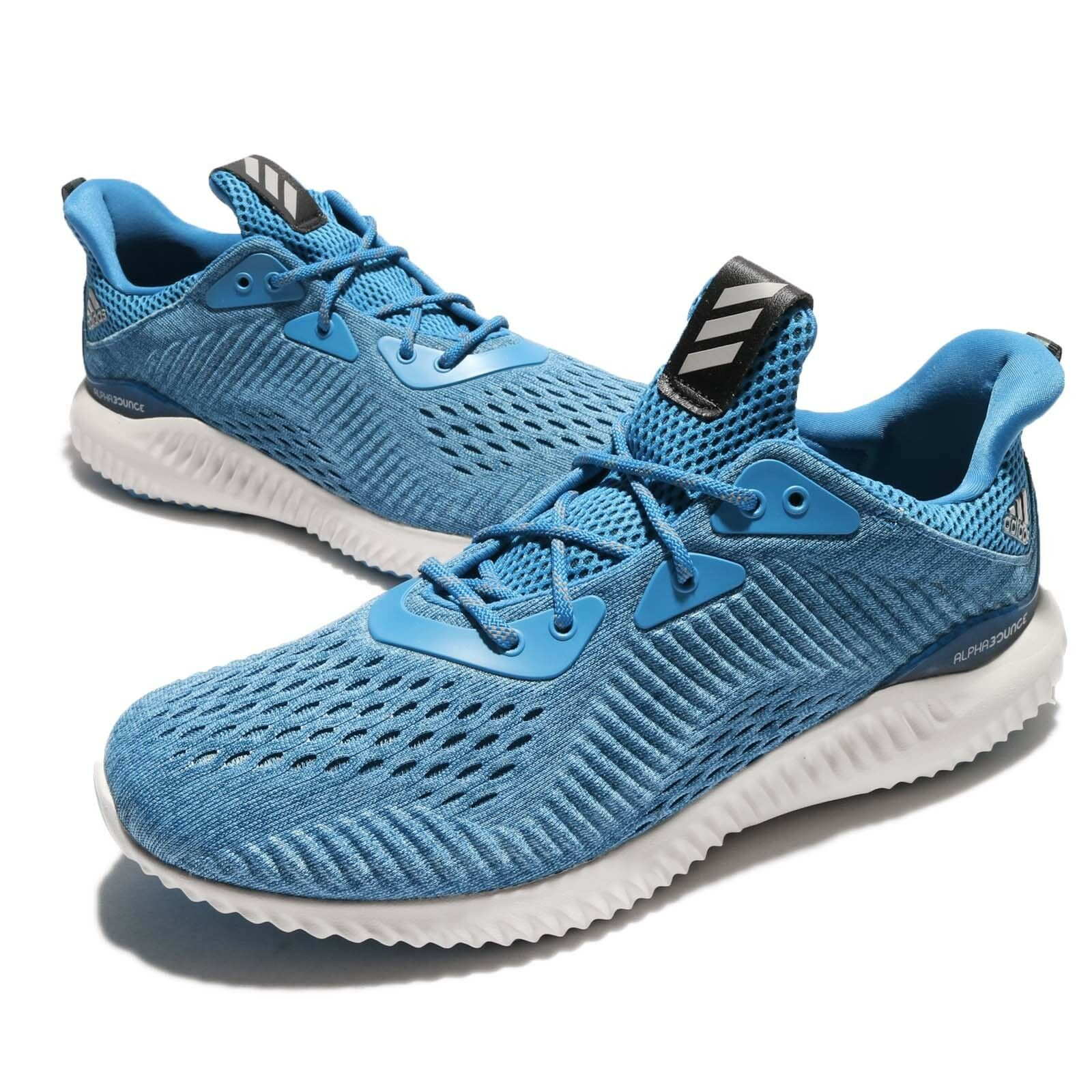 NEW MENS ADIDAS ALPHABOUNCE  EM SNEAKERS BY3846-SHOES-RUNNING-MULTIPLE SIZES