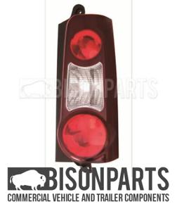 *CITROEN BERLINGO MK2 2015 ONWARDS REAR TAIL LAMP LENS DRIVER SIDE RH CIT090