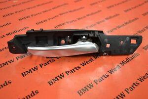 Bmw X5 E70 Genuine Rear Door Inner Door Handle O S R Right Side Rear