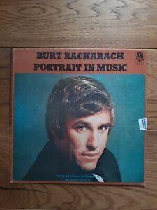 Burt-Bacharach-Portrait-In-Music-A-amp-M-AMLS-2010-Vinyl-LP-Compilation-Repress