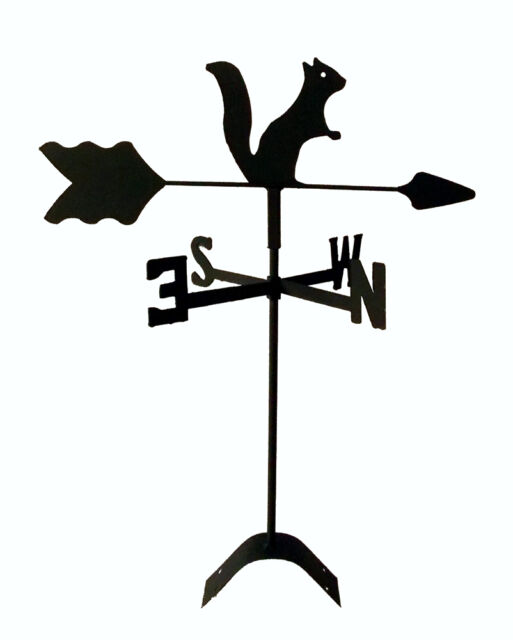 mermaid roof mount weathervane black wrought iron made in usa