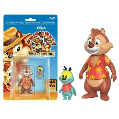 CHIP AND DALE RESCUE RANGERS DISNEY SET MINIFIGURE FIGURE USA SELLER NEW