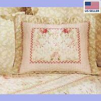 Chantelle Multi Colored Pure Cotton Pillow 21 In. X 27 In.   Renovator's Supply on sale