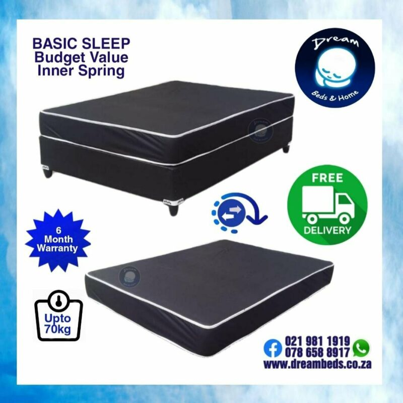 SINGLE / THREE QUARTER Beds FREE DELIVERY R1699 to R4299 - Factory Prices Direct