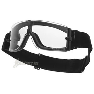 BOLLE-X800-TACTICAL-BALLISTIC-MILITARY-SECURITY-POLICE-GOGGLES-USMC-CQB-AIRSOFT