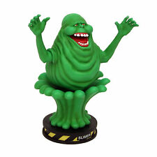 "Factory Entertainment Ghostbusters Slimer Premium Motion Statue 7"" bobblehead"