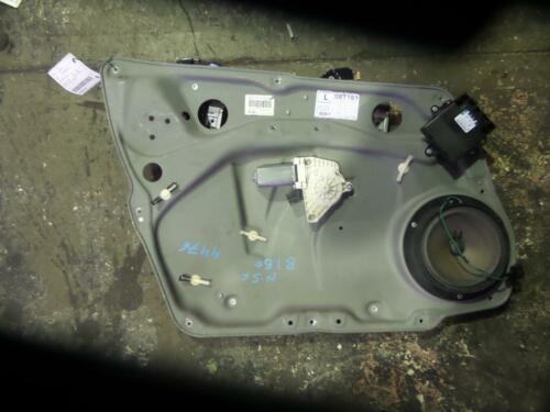 MERCEDES B CLASS LEFT FRONT WND REGMOTOR W245, POWER, 11050611