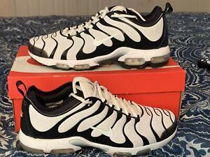 Nike Air Max Plus TN Ultra White/Black