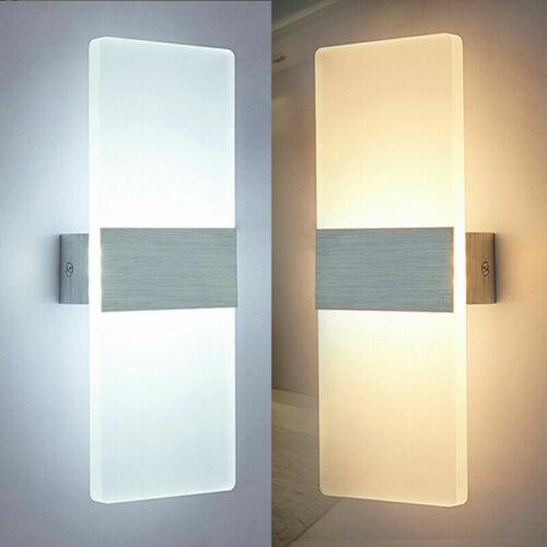 6W 12W LED Wandleuchte Treppenleuchten Dechkenlampe Wandbeleuchtung Strahler