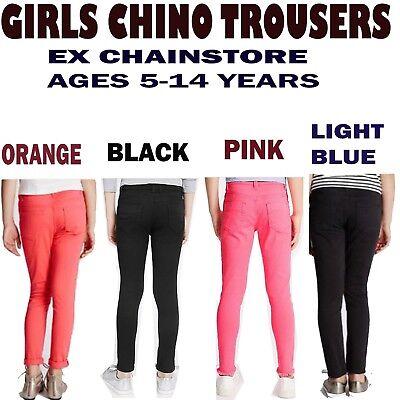 Ex UK Chainstore Girls Skinny Jeans