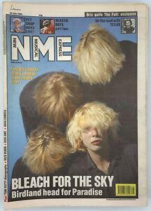 NME 22 July 1989 Birdland Beastie Boys Texas Lenny Henry Derek Jarman