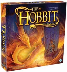 NEW-amp-FACTORY-SEALED-The-Hobbit-Board-Game-Reiner-Knizia-Fantasy-Flight-Games
