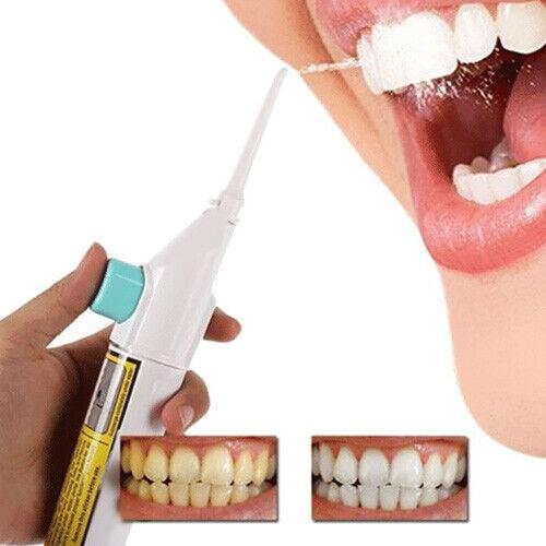 Portable Smart Oral Irrigator Dental Hygiene Water Jet Flosser Teeth Cleaner ABS