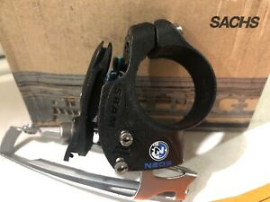 SRAM SACHS FRONT MECH SHIFTER TOP BOTTOM PULL 28.6 CLAMP NEW UNUSED
