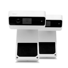 Remo+ DoorCam World's First and Only Over The Door Smart Camera Double Pack