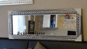 Das Bild Wird Geladen Spiegel Gross Wandspiegel Barock  Art Medusa Badspiegel Dekoration