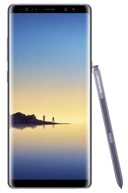 Samsung Galaxy Note8 SM-N950U - 64GB - Orchid Gray