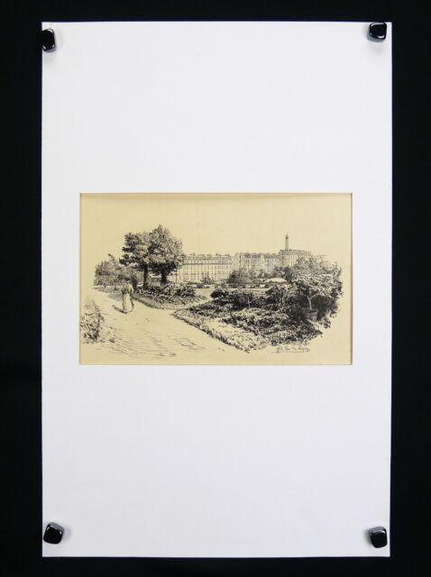 Joseph LE PAN DE LIGNY (1868-1908) Rare born in Brittany Paris elegant France