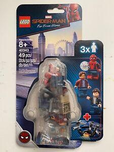 LEGO-Marvel-LEGO-40343-Spider-Man-Far-From-Home-Minifigure-Pack-BNIB