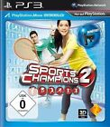 Sports Champions 2 (Sony PlayStation 3, 2012, DVD-Box)
