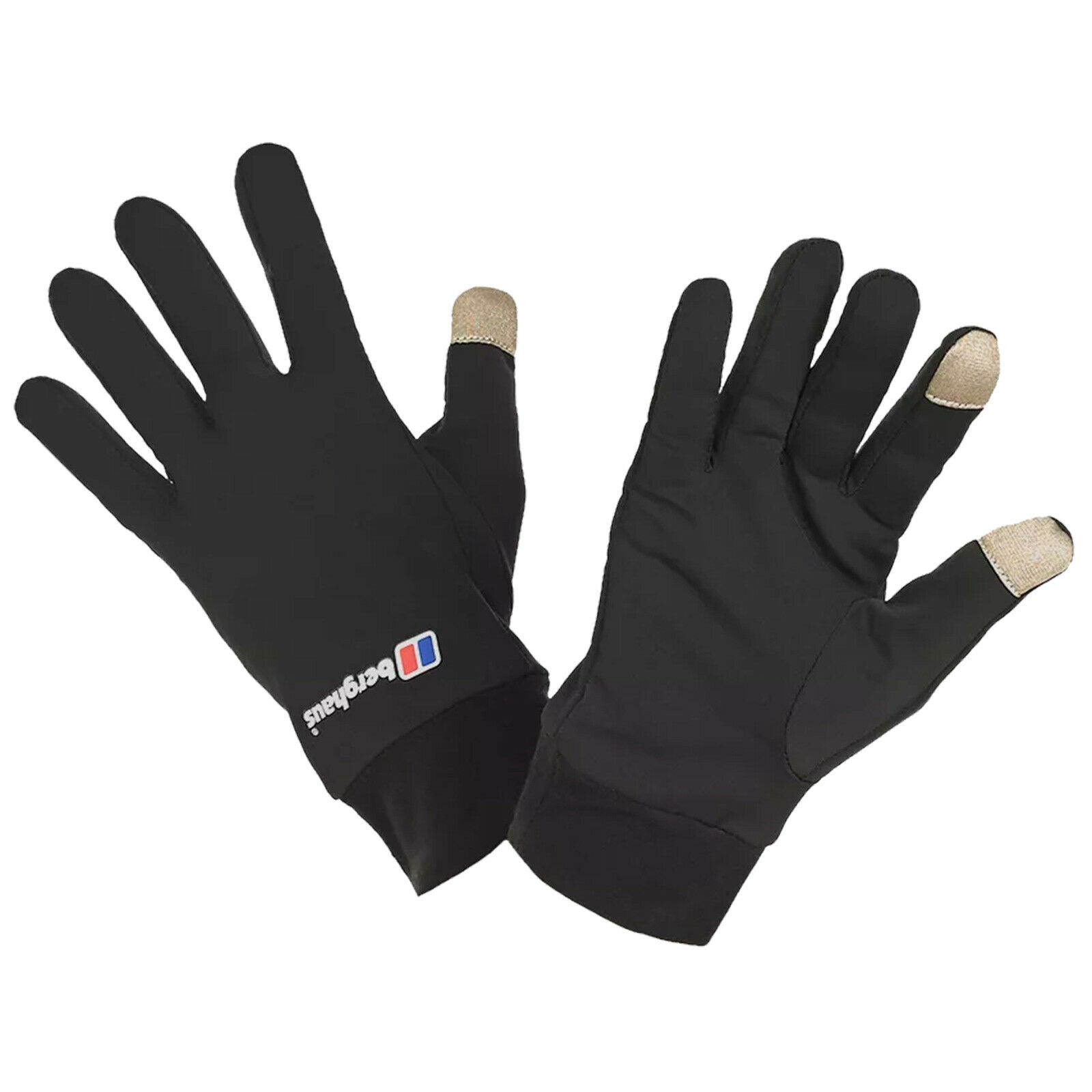 Berghaus Touch Screen Polartec Glove Liner 21055//BP6 Black NEW