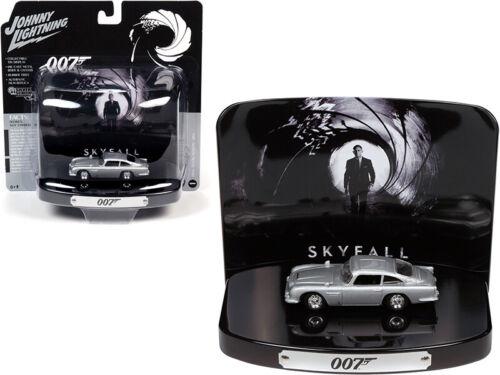 Cars Trucks Vans Johnny Lightning 1 64 James Bond 007 Skyfall 1964 Aston Martin Db5 Model Jlsp083 Com
