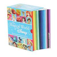 The Magical World Of Disney: 30 Book Box Set Paperback Pixar Ages 3+