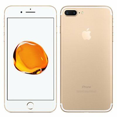 Neuf Apple iPhone 7 Plus 128Go Or Factory Unlocked A1661 A1784+Gift