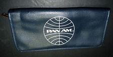 Pan Am Airlines Flight Attendant Stewardess In Flight Purser Vtg Wallet Purse