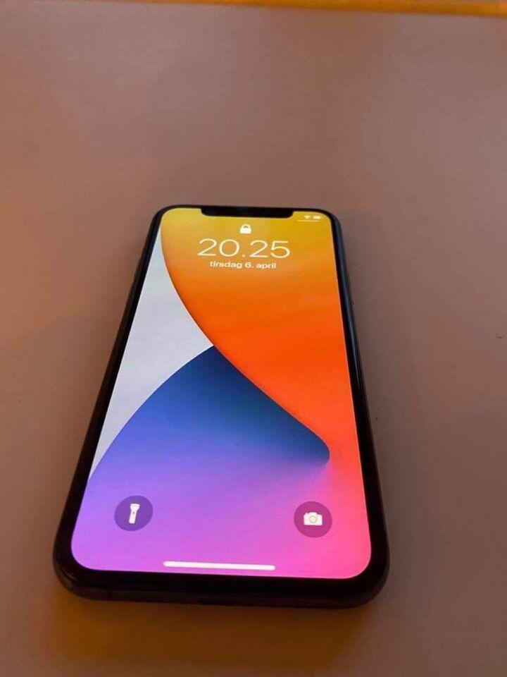 iPhone 11 Pro, 256 GB, grå