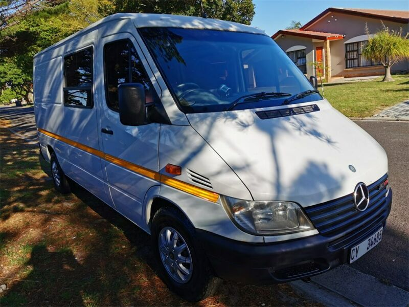 2000 Mercedes-Benz Sprinter 311 CDI 3.49T PV for sale! Automatic
