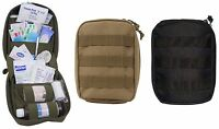Rothco Tactical 40 Piece First Aid Kit - 8 Molle General Purpose Emergency Kits