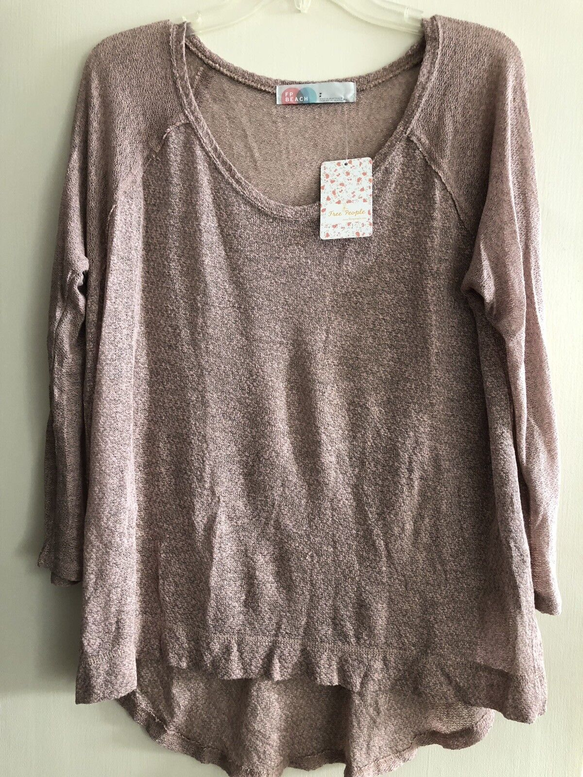 Free People Sweater Size Small New With Tags