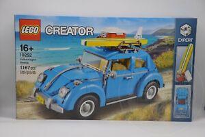 Original-LEGO-Creator-10252-VW-Kaefer-Bausatz-blau-NEU-amp-OVP-6R5099320