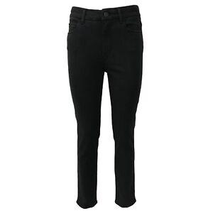de taille femmes haute l'Atelier Jeans pour noir Cigala's gnzpqqdwH