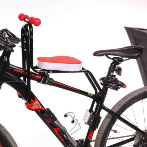 Child Kids Bicycle Bike Seat Front Carrier Seat Safety Stable Children Chair UK