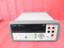 Agilent 34410a Digital Multimeter 6 12 Digit