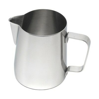 2 litre Milk Frothing Jug for Cappuccino and lattes/ metal jam making jug