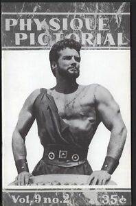 Image Is Loading Gay Art Bob Mizer 039 S Physique Magazine
