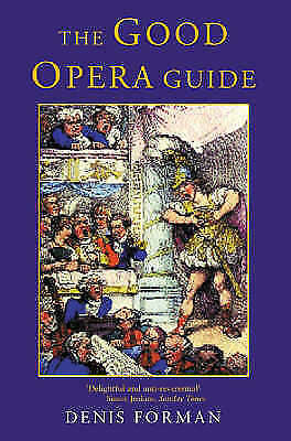 The Good Opera Guide-ExLibrary