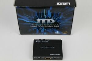 Audio JTDAT5CH USB Power Adapter Charger Cable For J-Tech Digital HDMI To HDMI