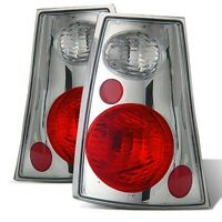 Cg Ford Explorer Sport Trac 02-05 Tail Light Chrome on sale