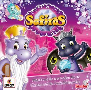 SAFIRAS-006-ALBERT-UND-DER-WERTVOLLE-RAT-MAREON-UND-DIE-CD-NEW