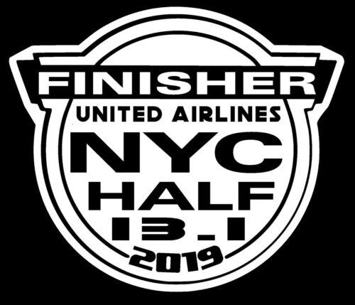 New York City  NYC 13.1 HALF Marathon  Magnet