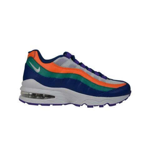 307565 Max Gym Air los Blue 412 deporte Zapatillas Nike 95 azules de de niños 7q1HwHTp