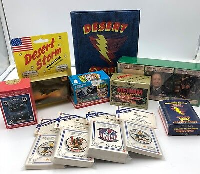 11 Trading Card War Political Government Military Army Navy Marines Card Sets