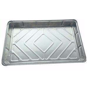 Feuille-de-plaques-de-cuisson-grand-plateau-cuisson-conteneurs-aluminium-jetable-12-034-X-8-034